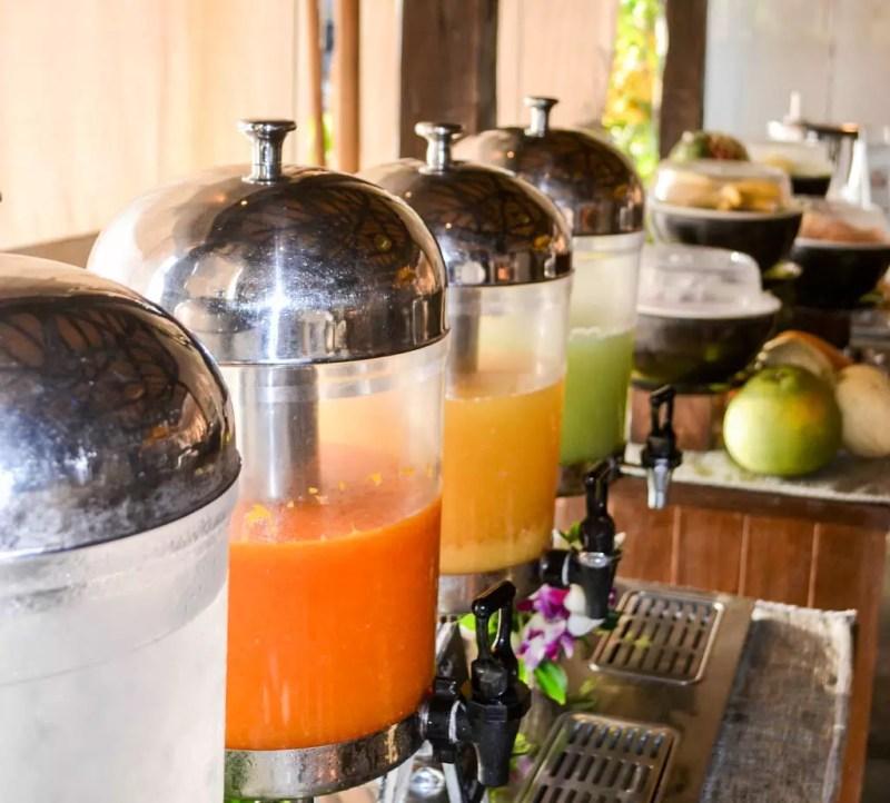 Fruchtsaft Bar Buri Rasa