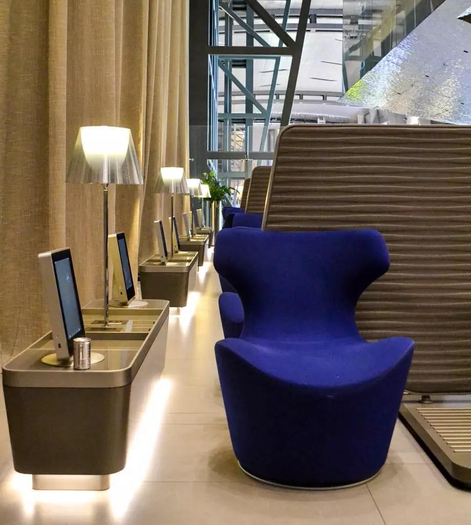 Al Mourjan Lounge Doha Sessel