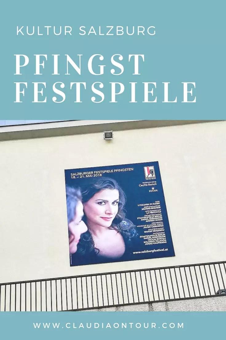 Pfingstfestspeile 2018 in Salzburg im Zeichen von Rossini. Barenboim  dirigiert die Staatskapelle Berlin.