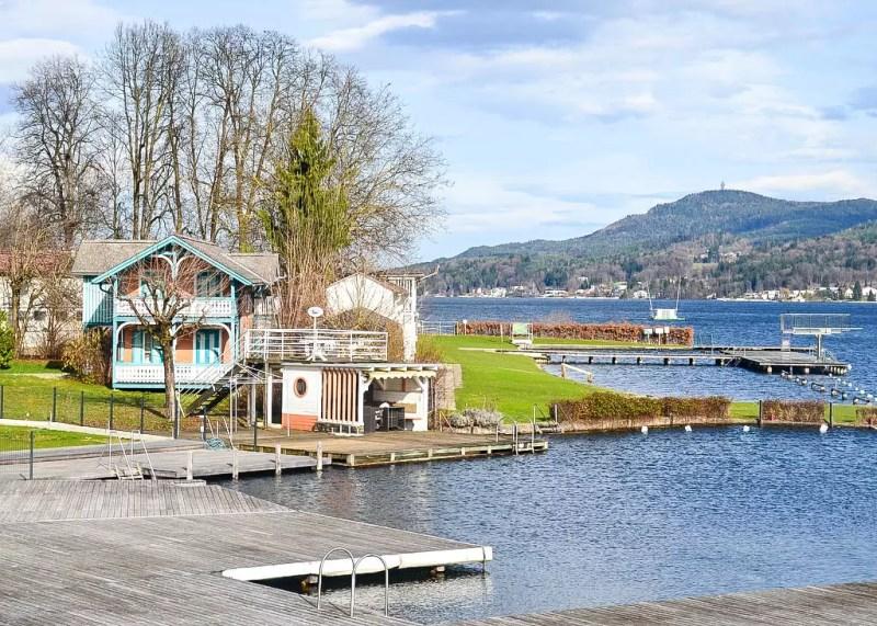 Ufer am Wöthersee