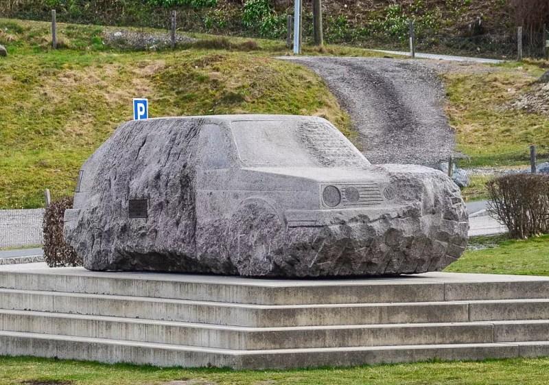 Beton Golf GTI