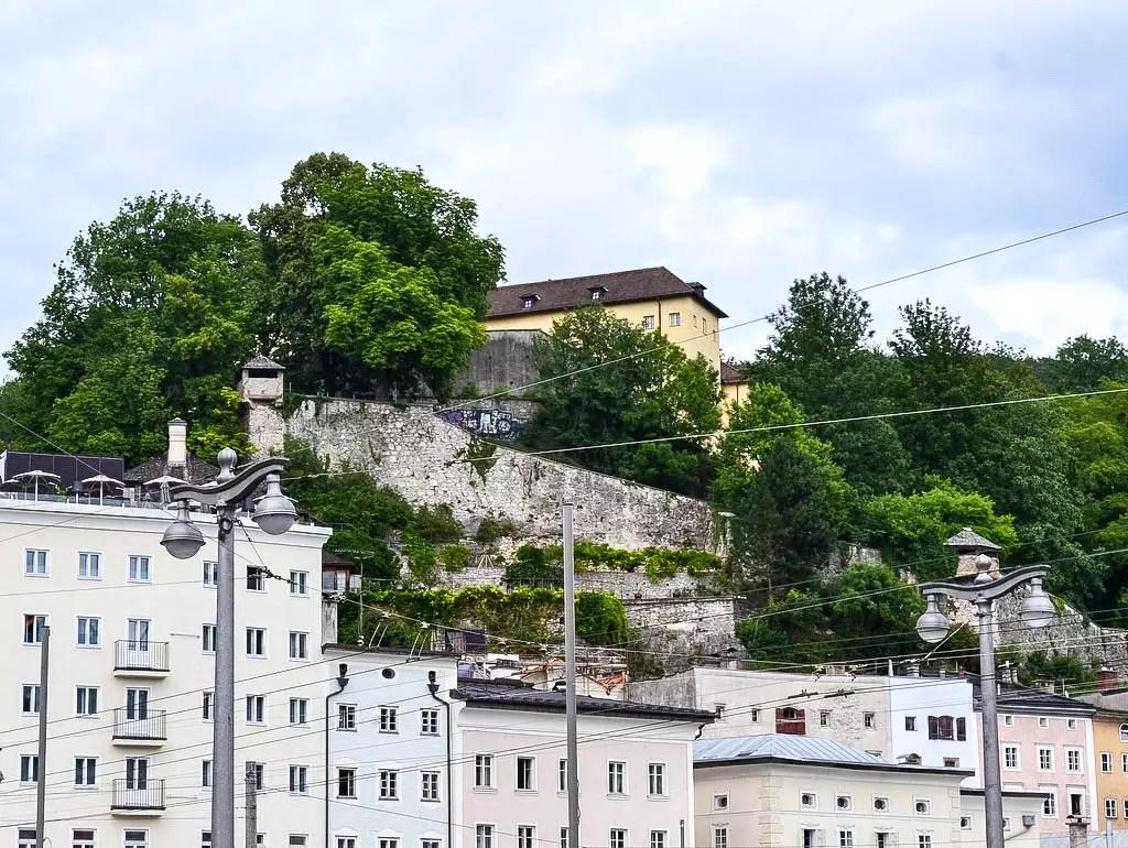 Kloster am Kapuzinerberg