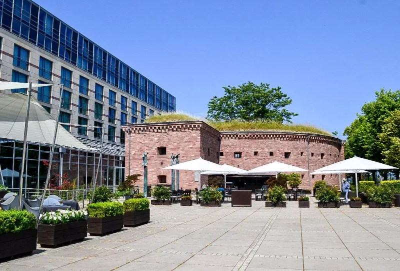 Belpepper im Hyatt in Mainz