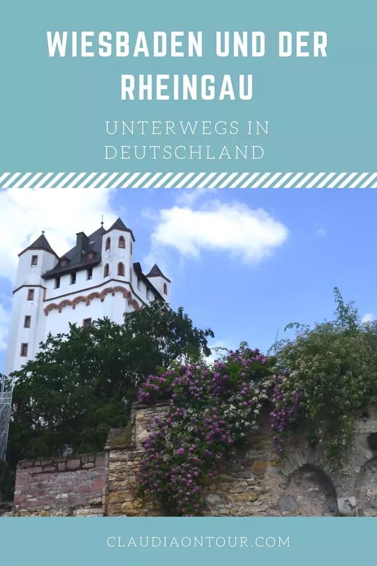 Eltville liegt im Rheingau