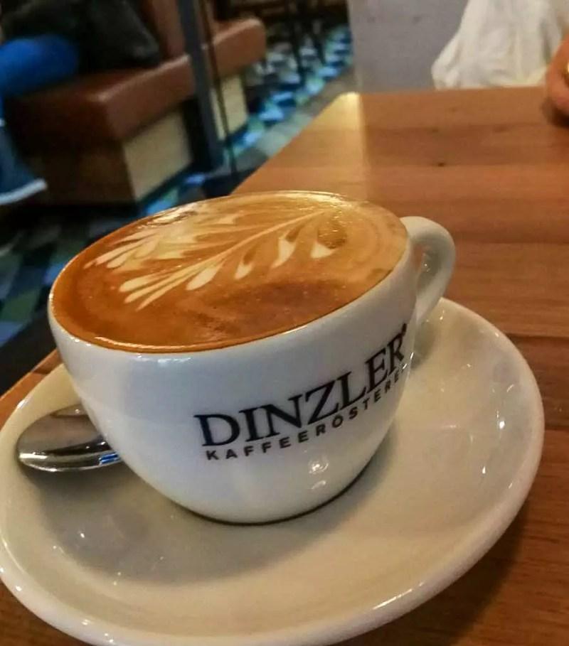 Dinzler Kaffee Ludwig Salzburg