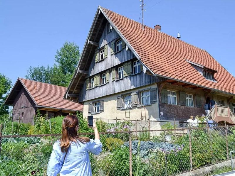 Bauernhausmuseum in Wolfegg