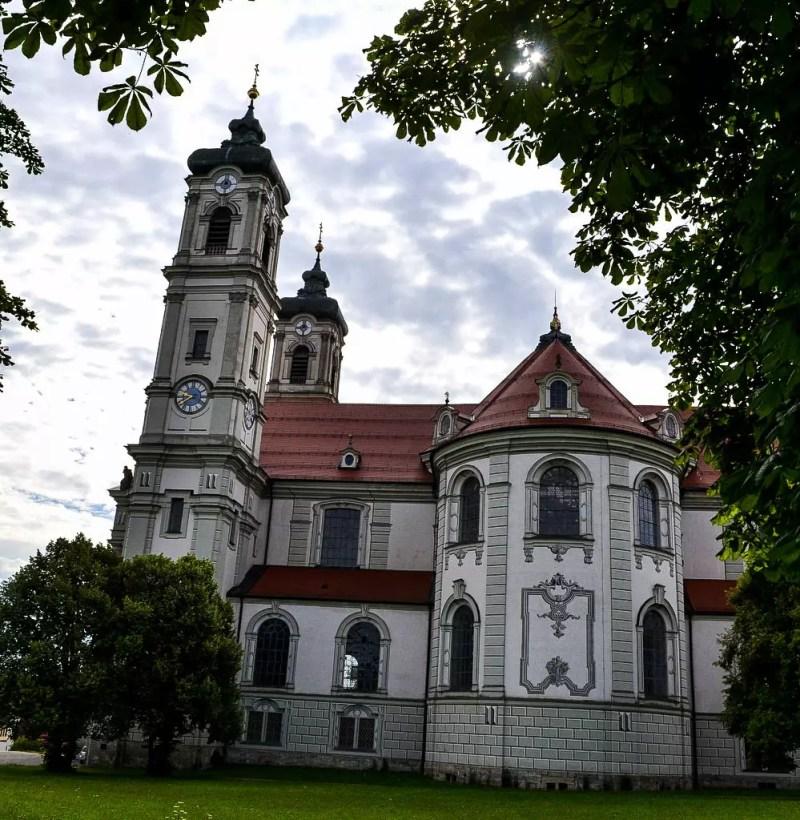 Kirche Kloster Ottobeuren