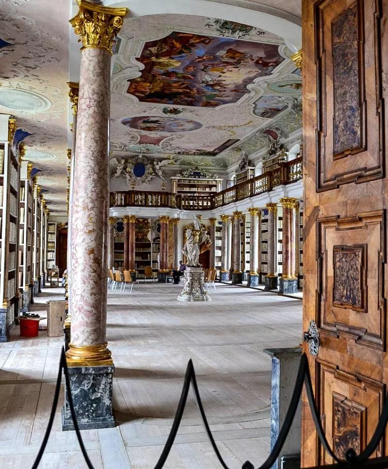 Bibliothek Kloster Ottobeuren