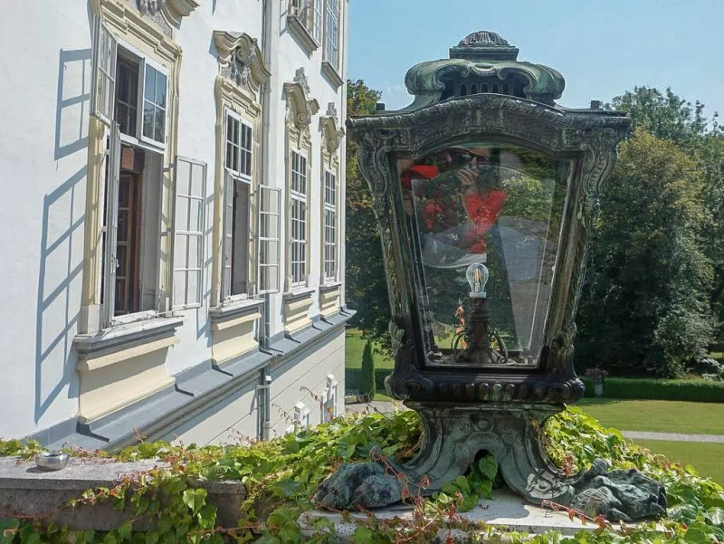 Schlosspark Leopoldskron