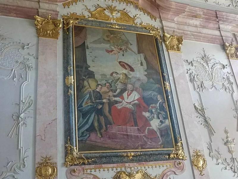 Gemälde Leopoldskron