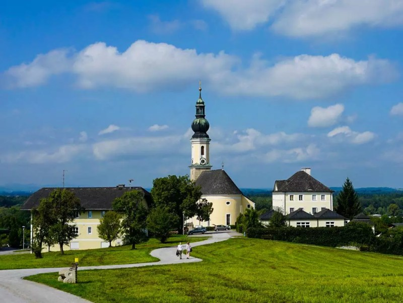 Pfarrkirche Bergheim