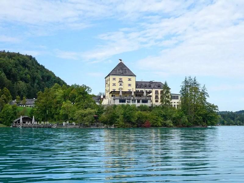 Schloss Fuschl am See