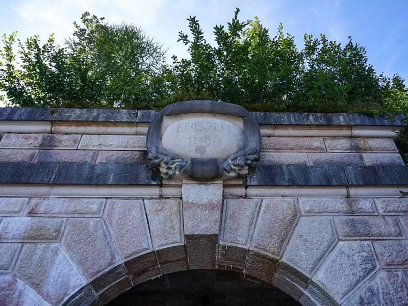 Eingang zum Kehlsteinlift