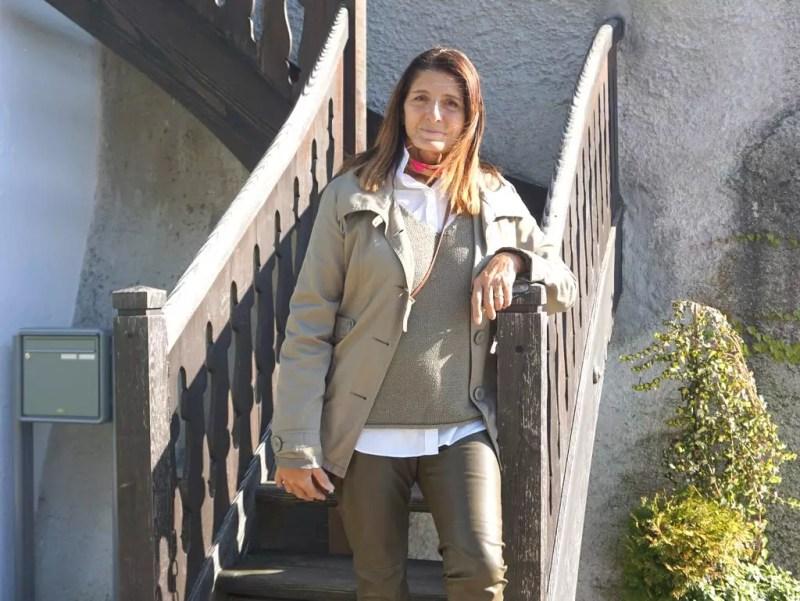 Claudia Braunstein wandert