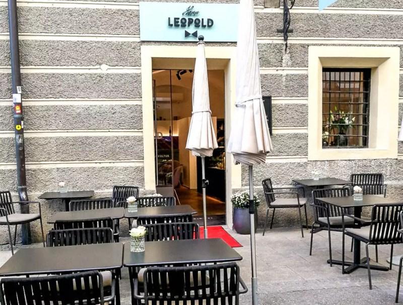 Außenansicht Herr Leopold