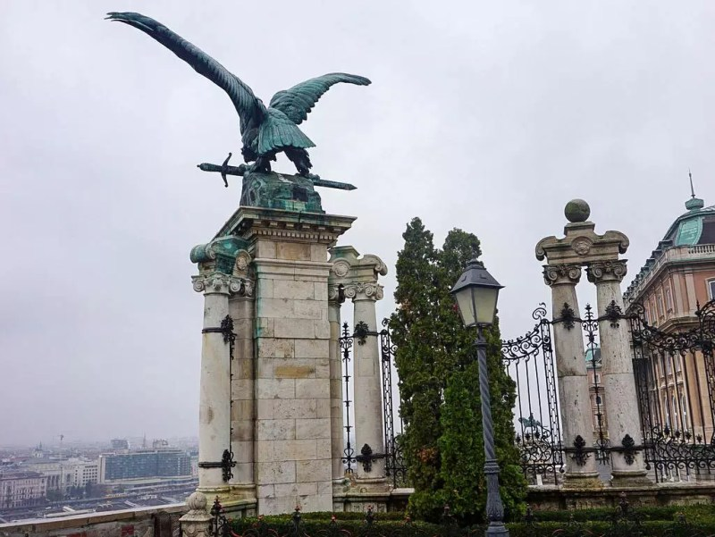 Eingang Budaer Burg