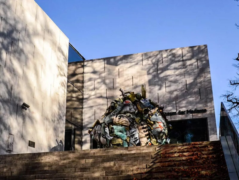 Mönchsberg Museum der Moderne