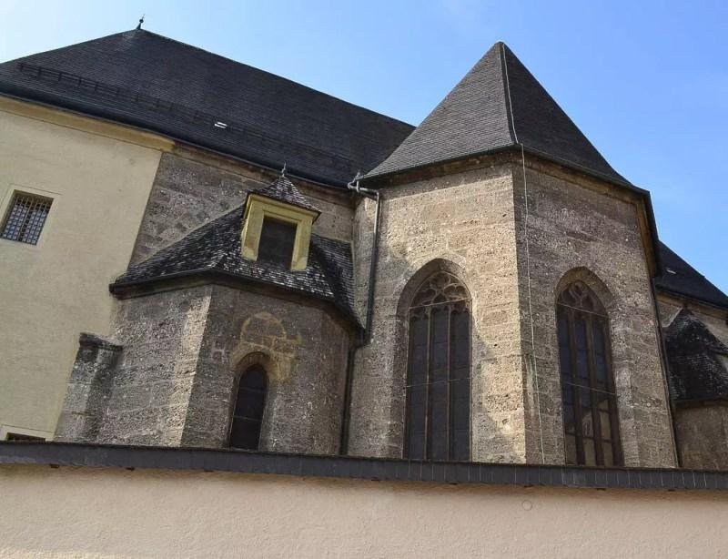 Stiftskirche Nonnberg