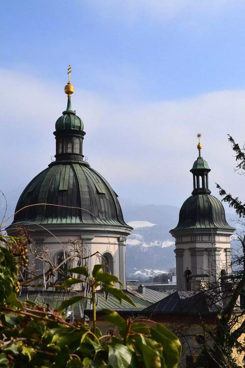 Erhardkirche im Nonntal