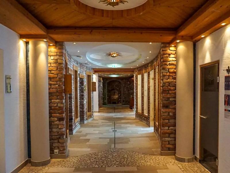 Sauna Hotel Edelweiss