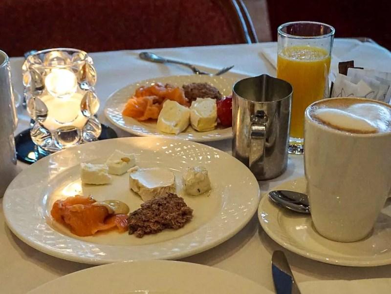 Frühstück Edelweiss Berchtesgaden