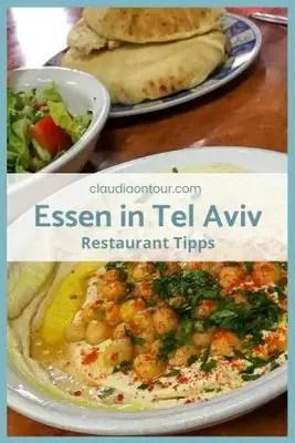 Restaurant Tipps für Tel Aviv