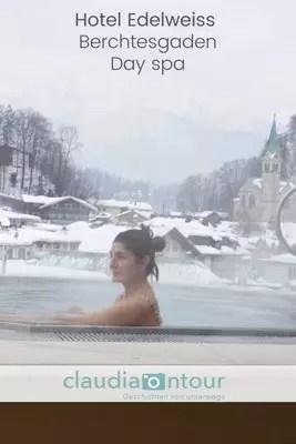 Whirlpool im Hotel Edelweiss Berchtesgaden