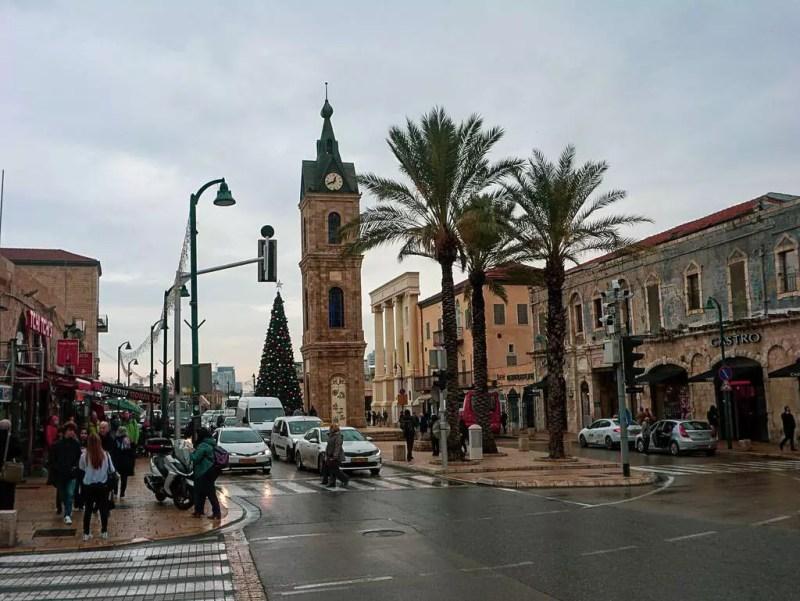 Jaffa Glockenturm