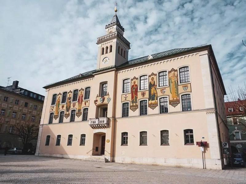 Rathaus Bad Reichenhall