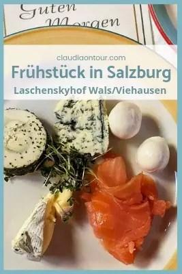 Frühstücksteller im Laschenskyhof