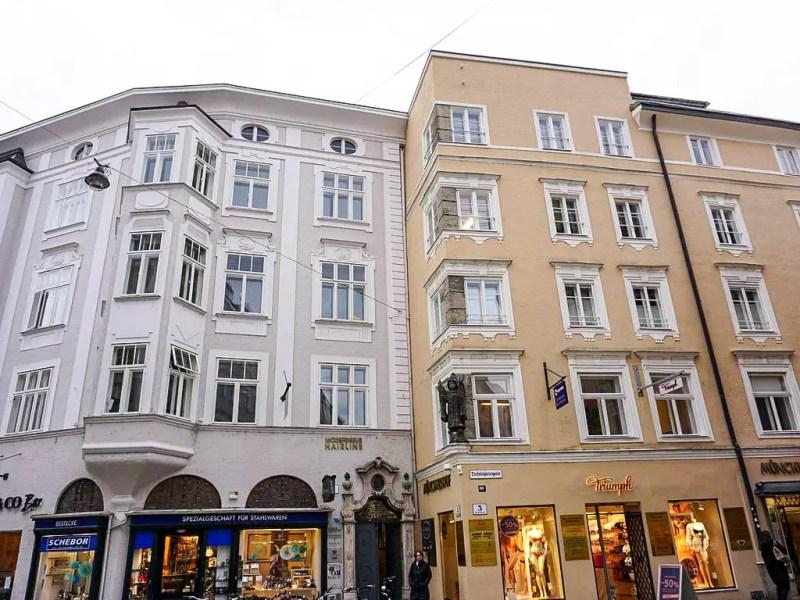 Platzl Salzburg