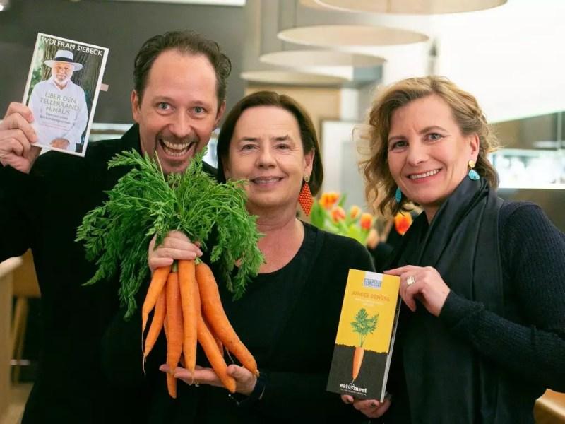 Sascha Oskar Weis, Ilse Fischer, Sandra Woglar-Meyer