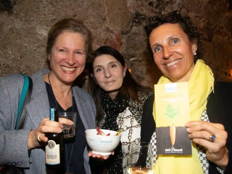 Inez Reichl, Claudia Braunstein, Astrid Zehentmayer