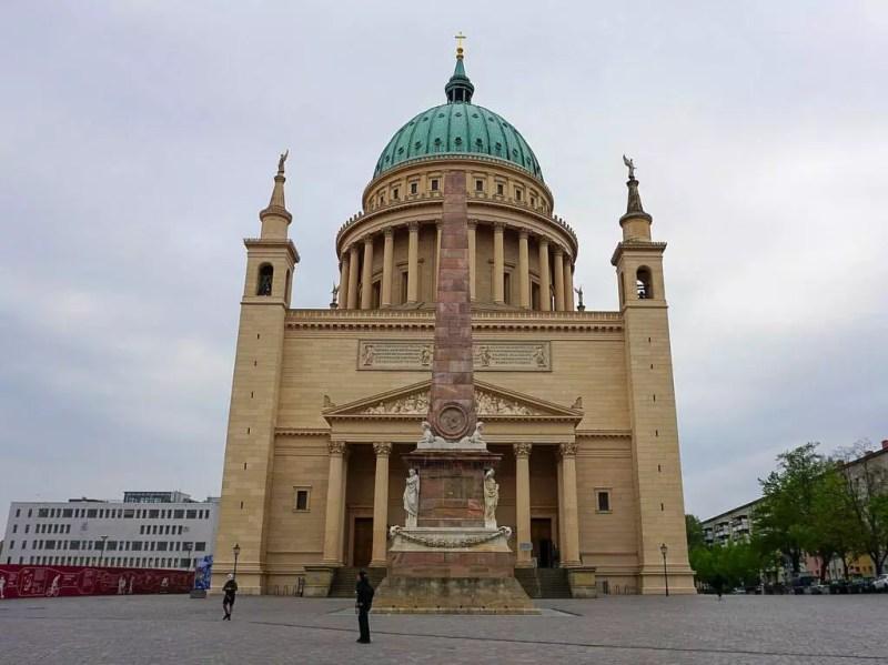 Nikolaikirche Potsdam