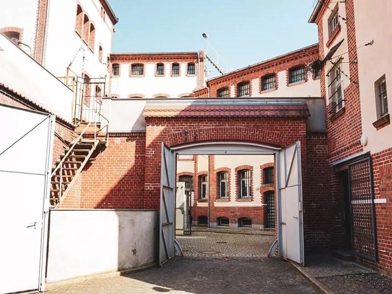 Gedenkstätte Lindenstraße