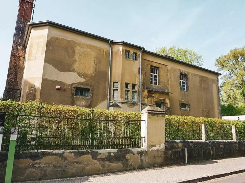 Untersuchungsgefängnis Leistikowstraße