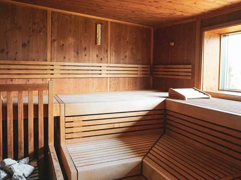 Sauna im Pazeider