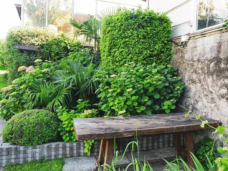 Garten im Pazeider