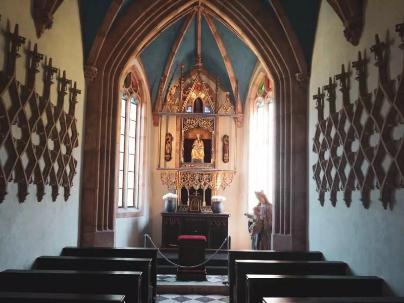 Kapelle in Trauttmansdorff