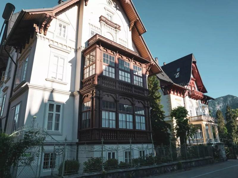 Villen in Bad Ischl