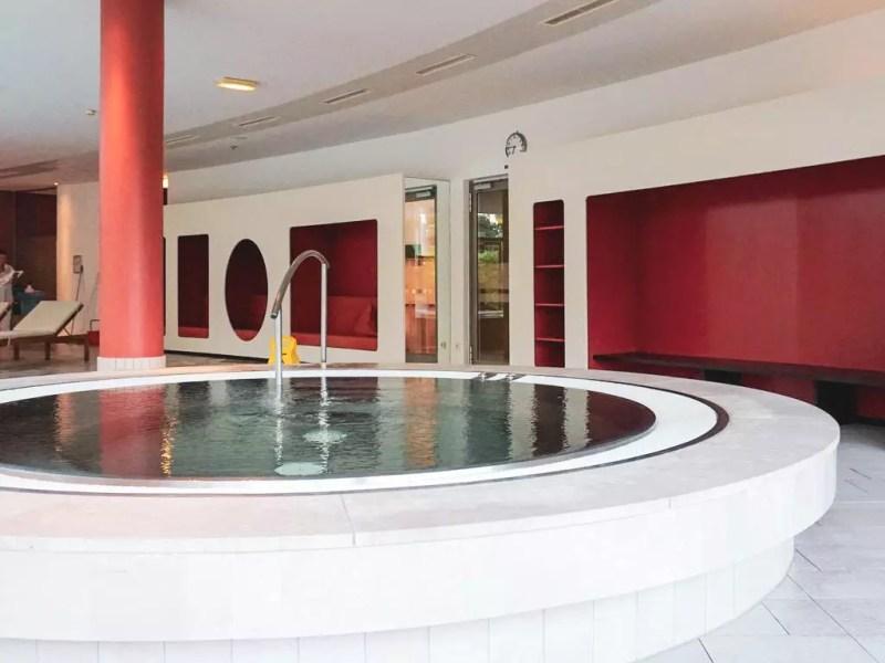 Whirlpool Villa Seilern