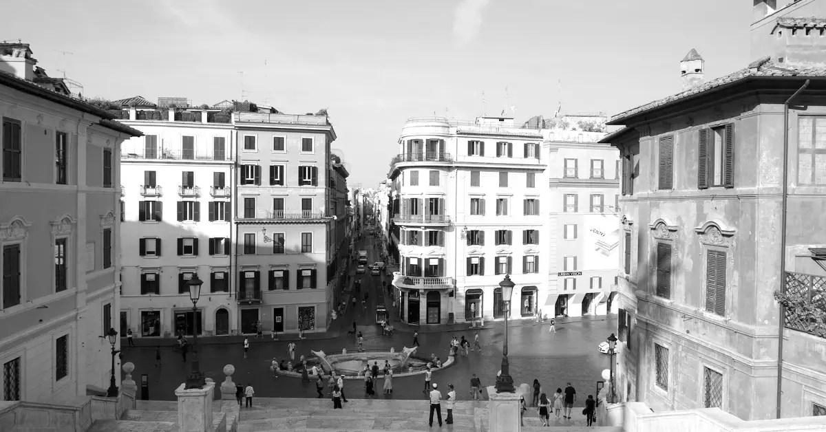 Reise in meine römische Vergangenheit, über rechten Terror, Mord und Betrug