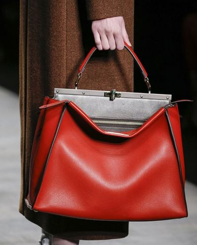 autunno-inverno-2014-2015-borse-sfilate-Fendi-shopper