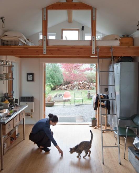 mini house foto presa da la repubblica