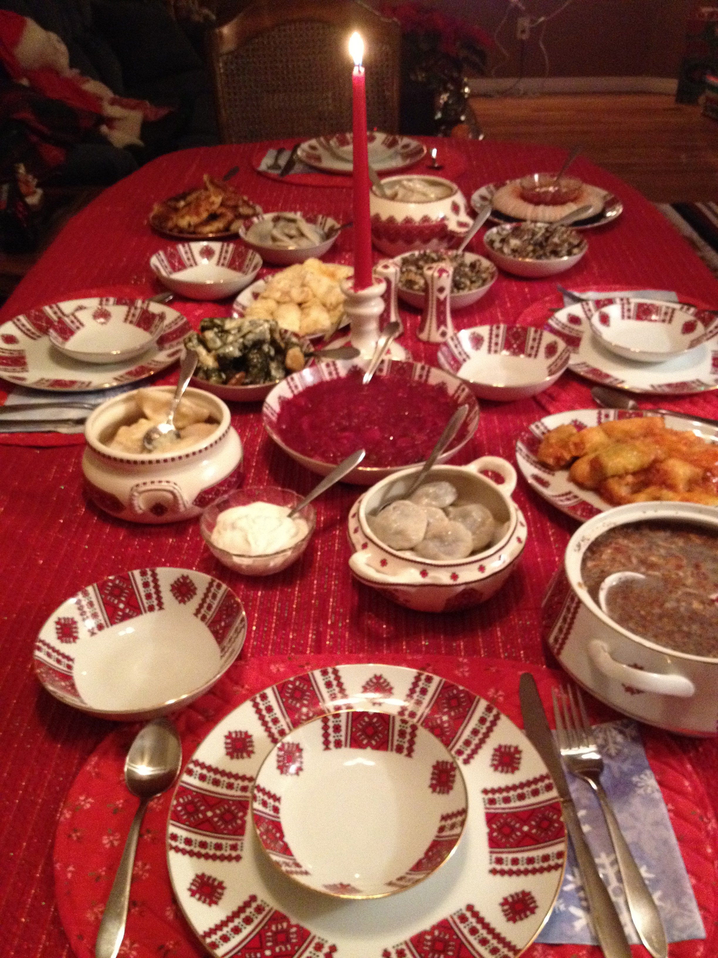 12 ukrainian dishes for christmas eve recipes plus bonus recipes for christmas day