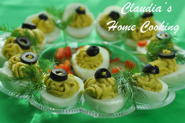 Deviled Eggs Claudia S Home Cooking