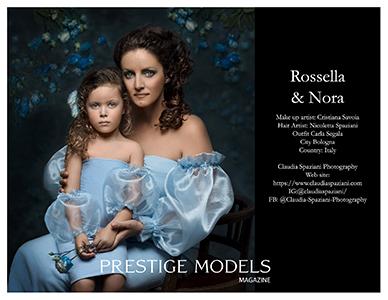 Prestige Model Magazine Motherhood