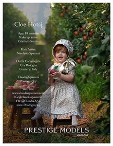 Prestige Models Magazine Top 40 August 2020