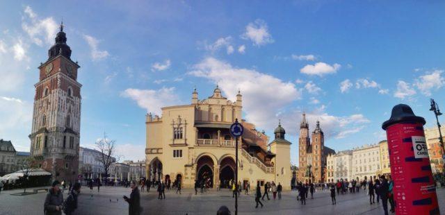 Cracovia, Piazza del Mercato (Rynek Glowny)