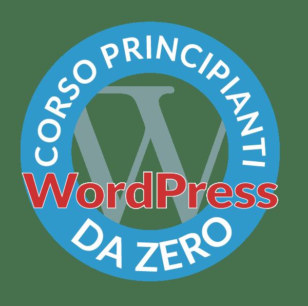 corso wordpress principianti